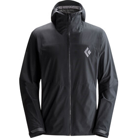 Black Diamond Liquid Point Shell Jacket Herr black